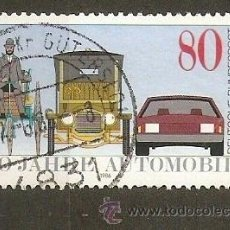 Sellos: ALEMANIA FEDERAL YVERT NUM. 1100 USADO. Lote 36712264