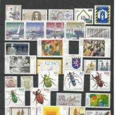 Sellos: SELLOS DE ALEMANIA. AÑO 1993 COMPLETO NUEVO. Lote 47038711
