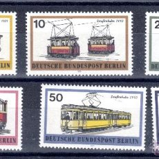 Sellos: SERIE COMPLTA DE ALEMANIA (BERLIN) YVERT Nº 360/65**. Lote 46910187