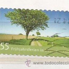 Selos: ALEMANIA 2012. VACACIONES DE PRIMAVERA (TIPO ADHESIVO). Lote 260789300