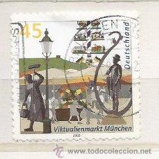 Selos: ALEMANIA 2004. VIKTUALIENMARKT, MUNICH (TIPO ADHESIVO). Lote 261534710