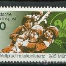 Sellos: ALEMANIA FEDERAL - 1985 - SCOTT 1446** MNH. Lote 165043230