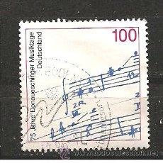 Sellos: MICHEL 1890 ALEMANIA 1996 (35 X 35). Lote 169738953