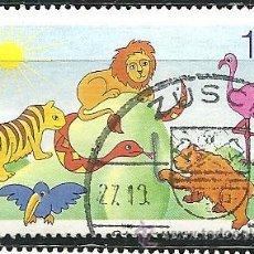 Sellos: MICHEL 1825 ALEMANIA 1995 (55 X 33). Lote 169741029