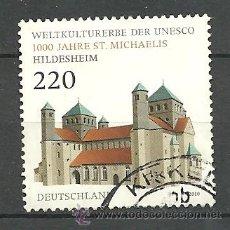 Sellos: MICHEL 2779 ALEMANIA 2010 (35 X 35). Lote 156531854