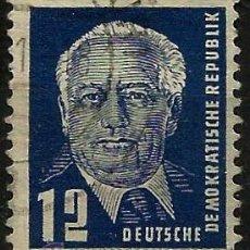 Sellos: ALEMANIA DDR 1950- YV 0006. Lote 49627234