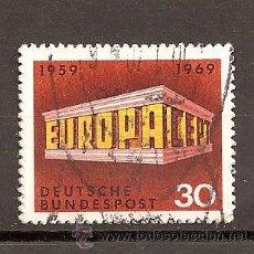 Sellos: YT 447 ALEMANIA 1969. Lote 52451008