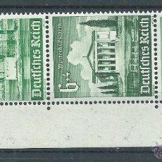 Sellos: R6/ ALEMANIA IMPERIO S259, AÑO 1940, GOMA ORIGINAL, NUEVOS**. Lote 53339617