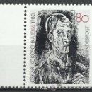 Sellos: ALEMANIA FEDERAL - 1986 - SCOTT 1455 // MICHEL 1272** MNH. Lote 165042872