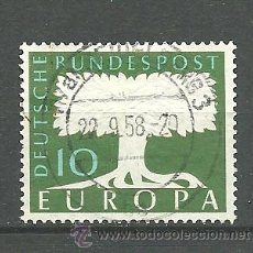 Sellos: YT 140 ALEMANIA 1957. Lote 166435832