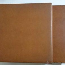 Sellos: SELLOS DE ALEMANIA BERLIN 1948 - 1990 EN 2 ALBUMS LINDNER. Lote 54716857