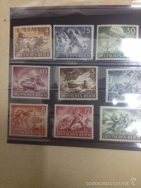 Sellos: sellos alemania nazi del tercer reich de hitler - Foto 3 - 57516293