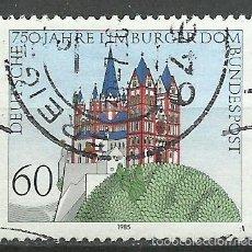 Timbres: ALEMANIA FEDERAL - 1985 - MICHEL 1250 // SCOTT 1443 - USADO. Lote 58393538