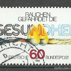 Timbres: ALEMANIA FEDERAL - 1984 - MICHEL 1232 // SCOTT 1429 - USADO. Lote 58393689