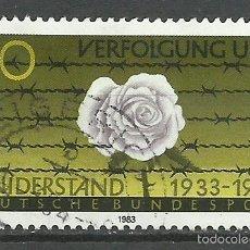 Timbres: ALEMANIA FEDERAL - 1983 - MICHEL 1163 // SCOTT 1386 - USADO. Lote 58394118