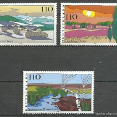 Sellos: ALEMANIA - 1997 - MICHEL 1943/1945 // SCOTT 1974/1976** MNH. Lote 58608568