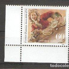 Sellos: SELLOS ALEMANES SIN USAR NUEVOS 1989. Lote 62474092