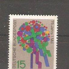 Sellos: ALEMANIA SELLOS SIN USAR NUEVO 1965. Lote 62629096