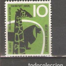 Sellos: ALEMANIA SELLOS SIN USAR NUEVOS 1958. Lote 62635100