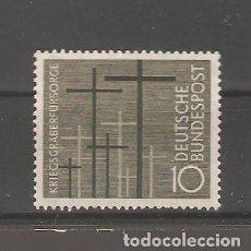 Sellos: ALEMANIA SELLOS SIN USAR NUEVO 1956. Lote 62635460
