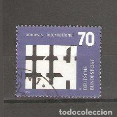 Sellos: SELLOS DE ALEMANIA FEDERAL USADOS 1974. Lote 63493328