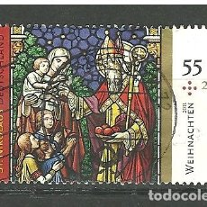 Sellos: MICHEL 2896 ALEMANIA 2011 (55X33). Lote 169740314