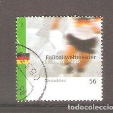 Sellos: SELLOS ALEMANIA FEDERAL 24/10 2002. Lote 63691627