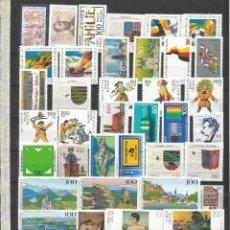 Sellos: SELLOS DE ALEMANIA AÑO 1994 COMPLETO NUEVO. Lote 63816771