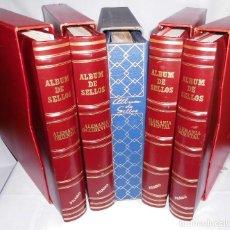 Sellos: COLECCIÓN ALEMANIA ORIENTAL 1948 A 1972, 1973 A 1981 BERLIN, OCCIDENTAL, ALBUM DE SELLOS. Lote 67324821