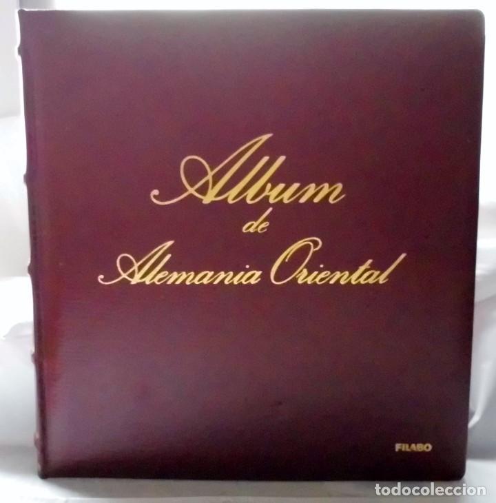 Sellos: COLECCIÓN ALEMANIA ORIENTAL 1948 A 1972, 1973 A 1981 BERLIN, OCCIDENTAL, ALBUM DE SELLOS - Foto 2 - 67324821