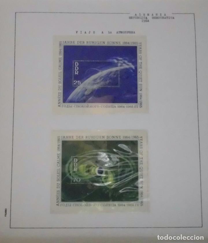 Sellos: COLECCIÓN ALEMANIA ORIENTAL 1948 A 1972, 1973 A 1981 BERLIN, OCCIDENTAL, ALBUM DE SELLOS - Foto 39 - 67324821