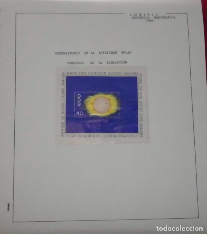 Sellos: COLECCIÓN ALEMANIA ORIENTAL 1948 A 1972, 1973 A 1981 BERLIN, OCCIDENTAL, ALBUM DE SELLOS - Foto 40 - 67324821