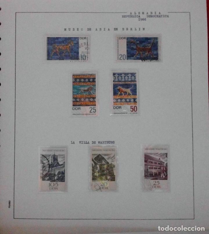 Sellos: COLECCIÓN ALEMANIA ORIENTAL 1948 A 1972, 1973 A 1981 BERLIN, OCCIDENTAL, ALBUM DE SELLOS - Foto 51 - 67324821