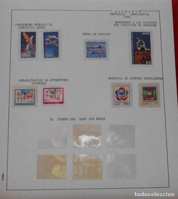 Sellos: COLECCIÓN ALEMANIA ORIENTAL 1948 A 1972, 1973 A 1981 BERLIN, OCCIDENTAL, ALBUM DE SELLOS - Foto 64 - 67324821