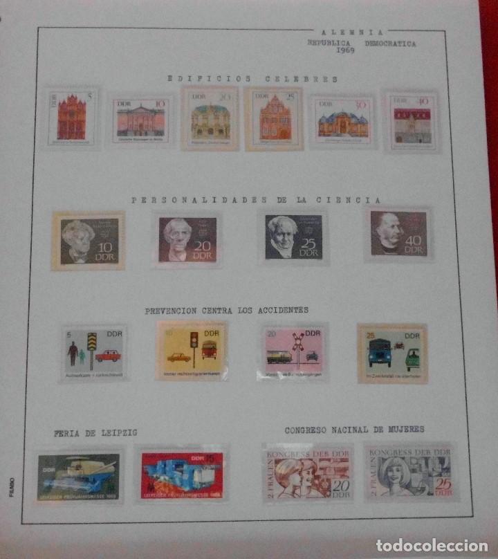 Sellos: COLECCIÓN ALEMANIA ORIENTAL 1948 A 1972, 1973 A 1981 BERLIN, OCCIDENTAL, ALBUM DE SELLOS - Foto 66 - 67324821