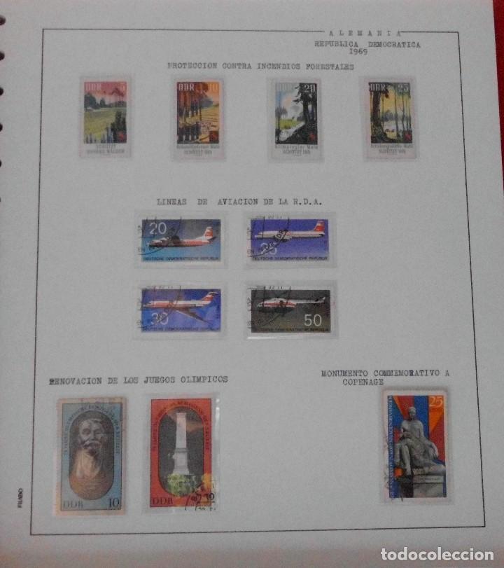 Sellos: COLECCIÓN ALEMANIA ORIENTAL 1948 A 1972, 1973 A 1981 BERLIN, OCCIDENTAL, ALBUM DE SELLOS - Foto 70 - 67324821