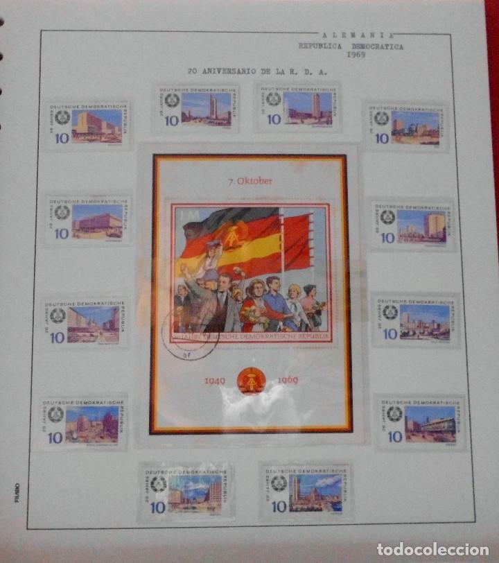 Sellos: COLECCIÓN ALEMANIA ORIENTAL 1948 A 1972, 1973 A 1981 BERLIN, OCCIDENTAL, ALBUM DE SELLOS - Foto 71 - 67324821