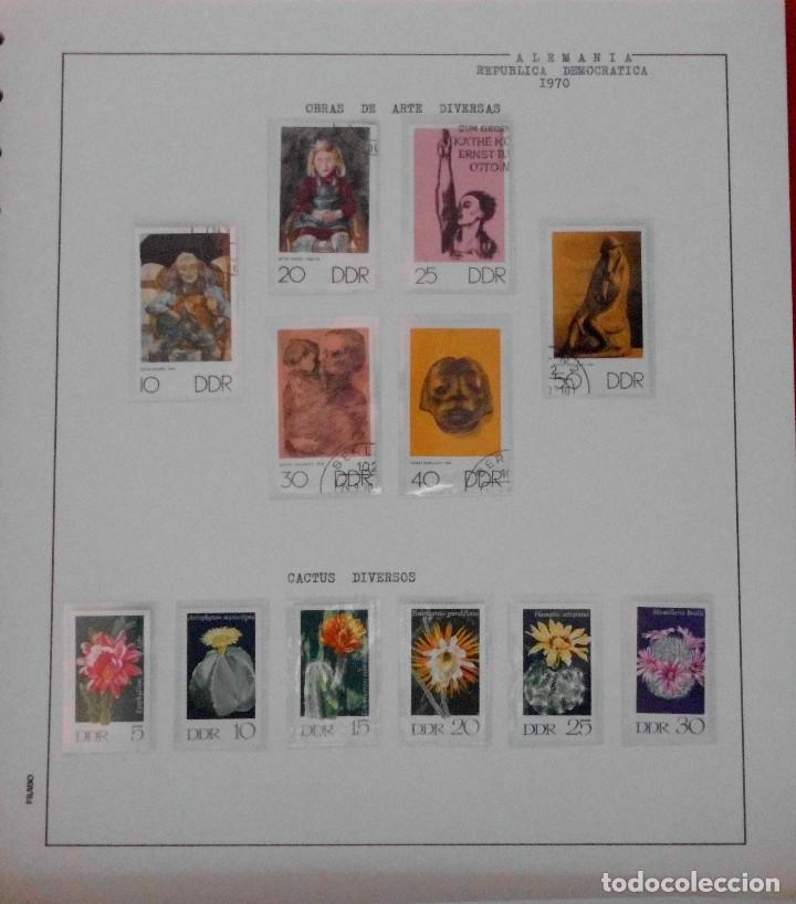 Sellos: COLECCIÓN ALEMANIA ORIENTAL 1948 A 1972, 1973 A 1981 BERLIN, OCCIDENTAL, ALBUM DE SELLOS - Foto 78 - 67324821