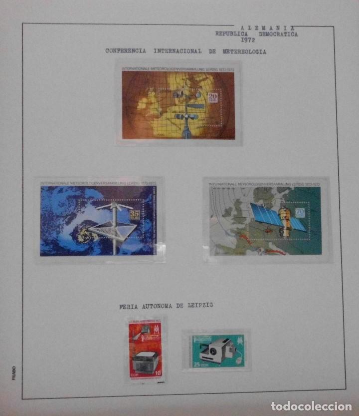 Sellos: COLECCIÓN ALEMANIA ORIENTAL 1948 A 1972, 1973 A 1981 BERLIN, OCCIDENTAL, ALBUM DE SELLOS - Foto 92 - 67324821