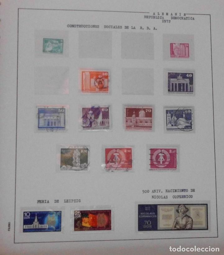 Sellos: COLECCIÓN ALEMANIA ORIENTAL 1948 A 1972, 1973 A 1981 BERLIN, OCCIDENTAL, ALBUM DE SELLOS - Foto 93 - 67324821