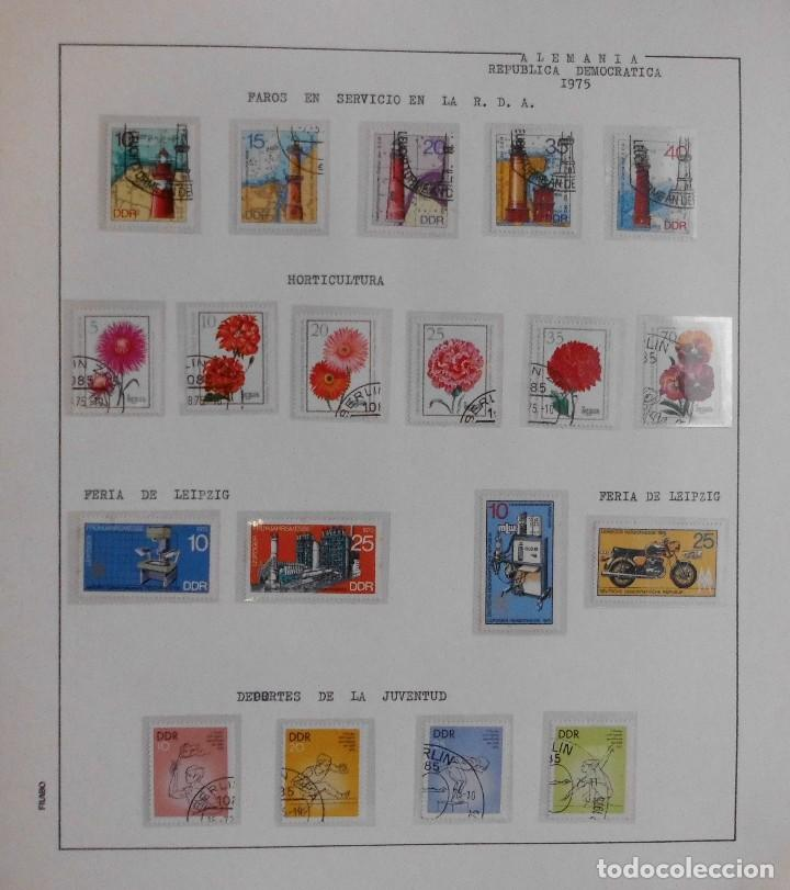 Sellos: COLECCIÓN ALEMANIA ORIENTAL 1948 A 1972, 1973 A 1981 BERLIN, OCCIDENTAL, ALBUM DE SELLOS - Foto 112 - 67324821