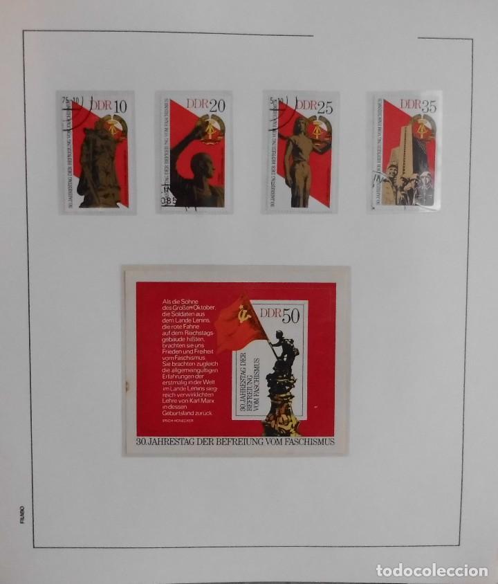 Sellos: COLECCIÓN ALEMANIA ORIENTAL 1948 A 1972, 1973 A 1981 BERLIN, OCCIDENTAL, ALBUM DE SELLOS - Foto 114 - 67324821