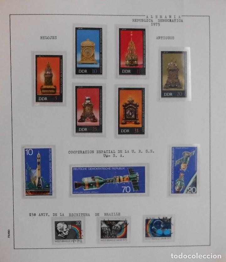 Sellos: COLECCIÓN ALEMANIA ORIENTAL 1948 A 1972, 1973 A 1981 BERLIN, OCCIDENTAL, ALBUM DE SELLOS - Foto 115 - 67324821