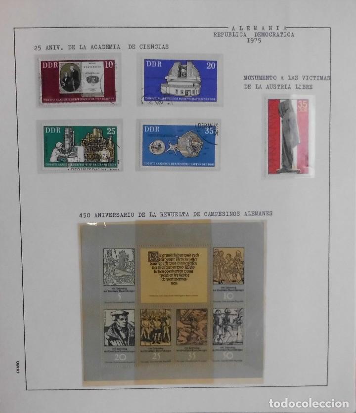 Sellos: COLECCIÓN ALEMANIA ORIENTAL 1948 A 1972, 1973 A 1981 BERLIN, OCCIDENTAL, ALBUM DE SELLOS - Foto 116 - 67324821