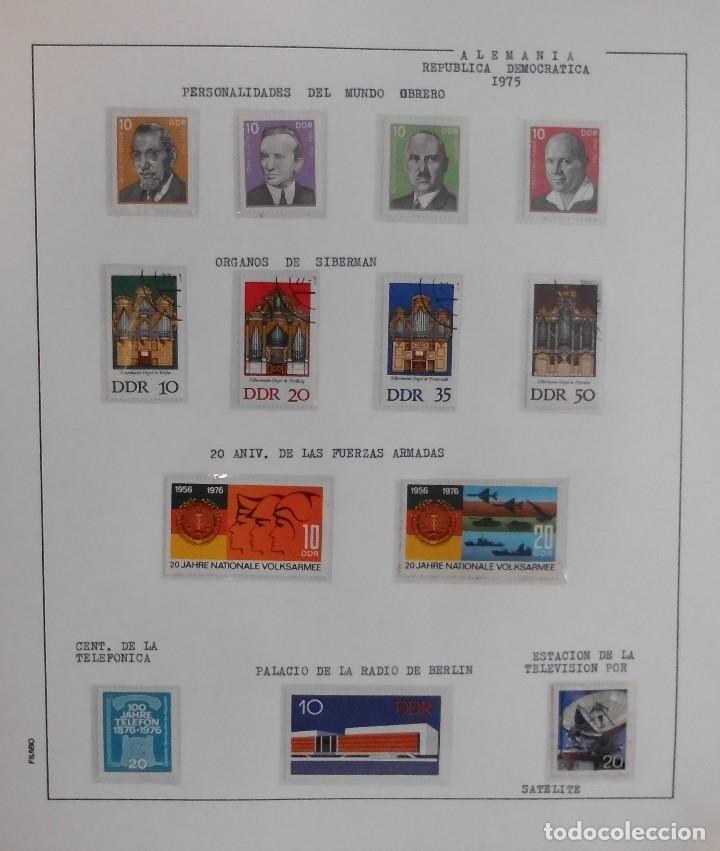 Sellos: COLECCIÓN ALEMANIA ORIENTAL 1948 A 1972, 1973 A 1981 BERLIN, OCCIDENTAL, ALBUM DE SELLOS - Foto 118 - 67324821