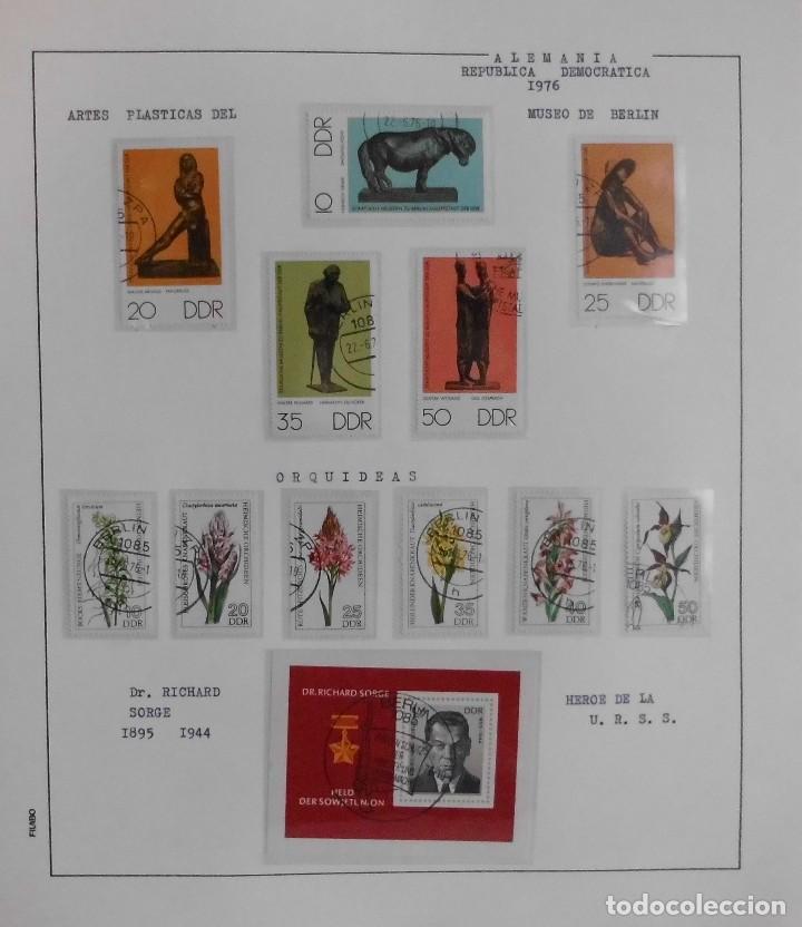 Sellos: COLECCIÓN ALEMANIA ORIENTAL 1948 A 1972, 1973 A 1981 BERLIN, OCCIDENTAL, ALBUM DE SELLOS - Foto 120 - 67324821