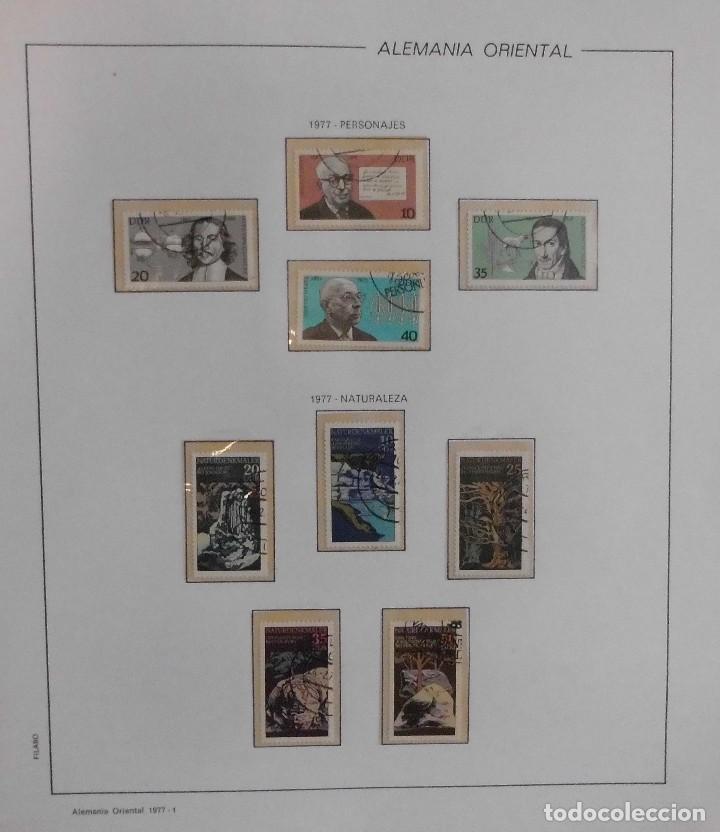 Sellos: COLECCIÓN ALEMANIA ORIENTAL 1948 A 1972, 1973 A 1981 BERLIN, OCCIDENTAL, ALBUM DE SELLOS - Foto 125 - 67324821