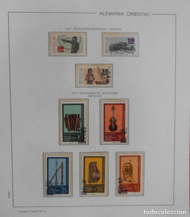 Sellos: COLECCIÓN ALEMANIA ORIENTAL 1948 A 1972, 1973 A 1981 BERLIN, OCCIDENTAL, ALBUM DE SELLOS - Foto 127 - 67324821