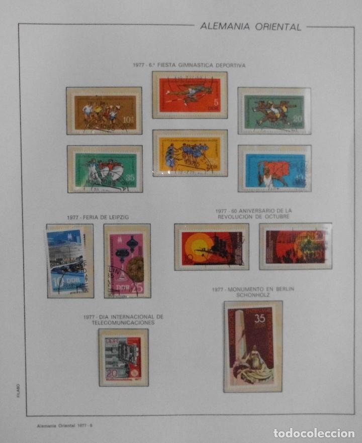 Sellos: COLECCIÓN ALEMANIA ORIENTAL 1948 A 1972, 1973 A 1981 BERLIN, OCCIDENTAL, ALBUM DE SELLOS - Foto 130 - 67324821