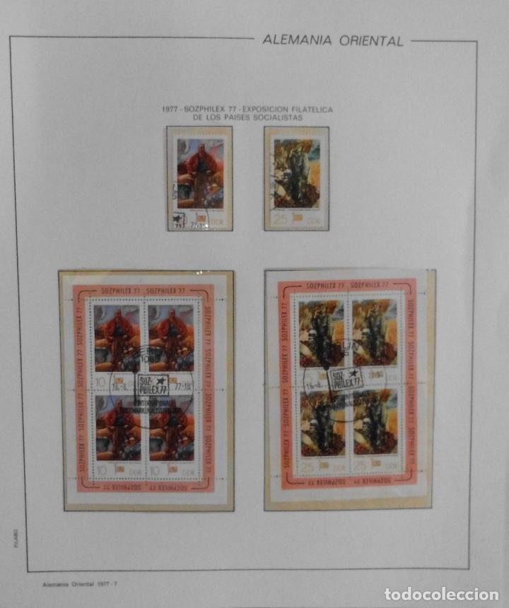 Sellos: COLECCIÓN ALEMANIA ORIENTAL 1948 A 1972, 1973 A 1981 BERLIN, OCCIDENTAL, ALBUM DE SELLOS - Foto 131 - 67324821